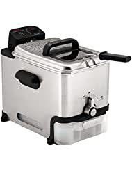 T-fal 7211002145 FR8000 Deep Fryer with Basket, Silver