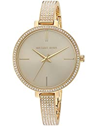 Womens Jaryn Quartz Stainless Steel Casual Watch, Color:Gold-Toned (Model
