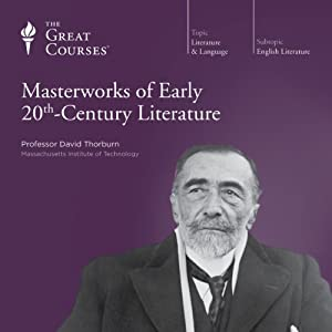 Masterworks of Early 20th-Century Literature Vortrag