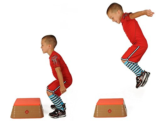 WOD Toys Plyo Box Mini - Safe, Durable Toy for Kids Fitness Participation