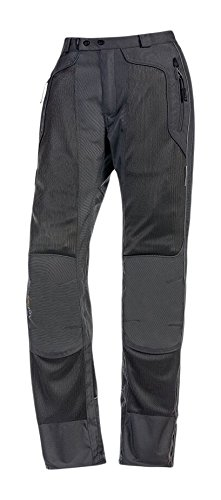Olympia Moto Sports MP412 Women's Airglide 4 Mesh Tech Pants (Pewter, Size 18)