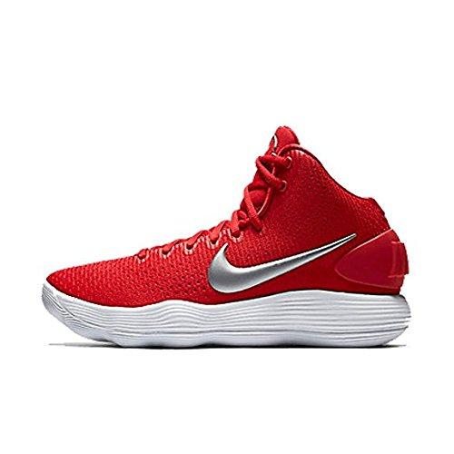Nike Blazer Mid 2,0 Heren Hi Sneakers 607.273 Schoenen Van Rood