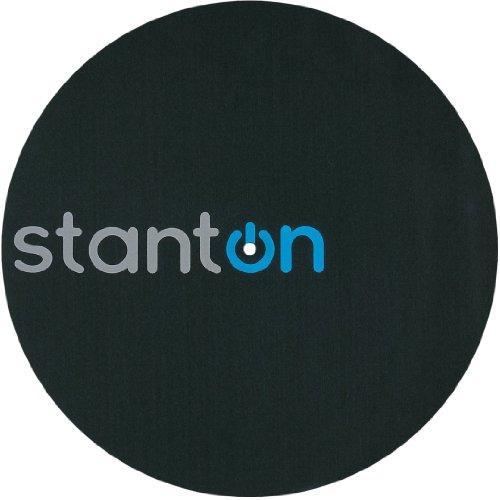 Stanton DSM-10 Turntable Slipmat Pair by Stanton