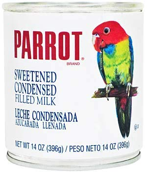 Amazon.com : Parrot Sweetened Condensed Filled Milk : Grocery ...