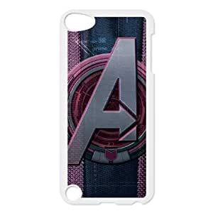 iPod Touch 5 Case White Avengers Hawkeye Bust GY9210011