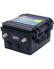 12V 80-200Ah Lifepo4 Batterij 12V Lifepo4 100AH Waterdichte Lithium Ion Batterij 12V Batterijen Voor Omvormer,Boot Motor,12v 120ah