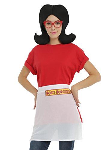 Bob And Linda Belcher Halloween Costumes (Bob's Burgers Linda Belcher Costume Kit)