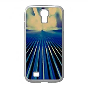 Your Blue Vegas Watercolor style Cover Samsung Galaxy S4 I9500 Case