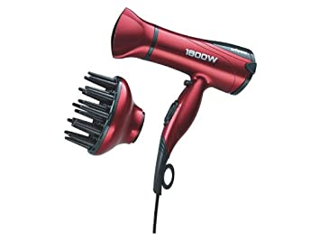 Ufesa SC 8355 Essential RED - Secador de pelo: Amazon.es: Salud y cuidado personal