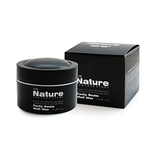 Nature Funky Beats Hair Styling Matt Wax