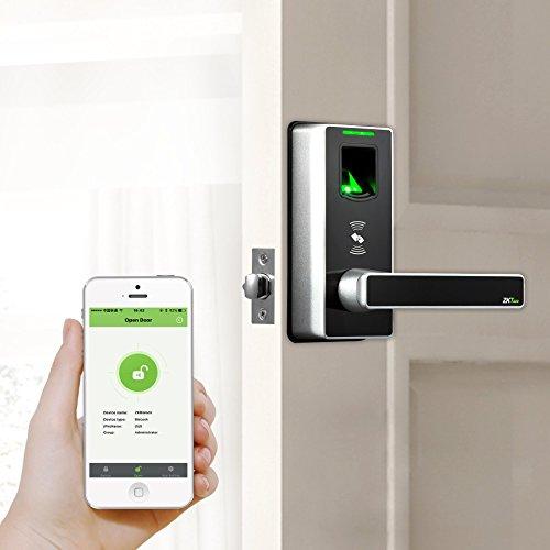 Fingerprint Door Lock with Bluetooth Biometric Smart Lock Keyless Home...