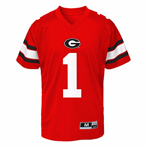 infant georgia bulldog jersey - 8