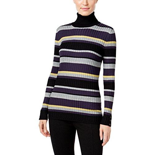 Metallic Striped Shorts - 3