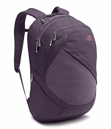 The North Face Isabella Backpack Women Dark Eggplant Purple Dark/Amaranth Purple (Womens Isabella Daypack)