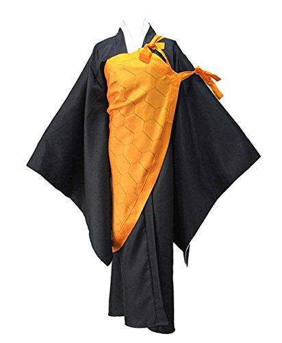 LYLAS Cosplay Costume Men's Black Uniform Full Set Halloween (Costom Made) for $<!--$99.99-->