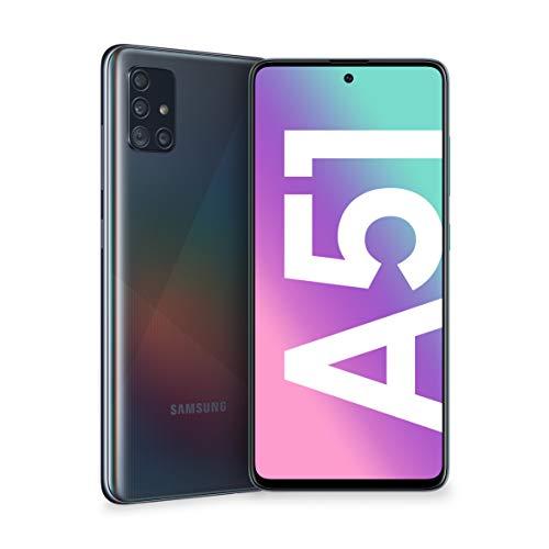 Samsung Galaxy A51 Dual SIM 128GB 4GB RAM SM-A515F/DS Black [Versión Italiana]