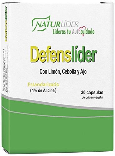 Naturlíder Defenslíder Suplementos para Aparato Respiratorio - 30 Cápsulas: Amazon.es: Salud y cuidado personal