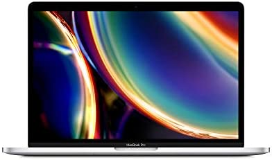 Apple Macbook Pro 2020 Model 13 Inch Intel Core I5 1 4ghz 8gb 256gb Touch Bar 2 Thunderbolt 3 Ports Mxk62 Eng Kb Silver Buy Online At Best Price In Uae Amazon Ae
