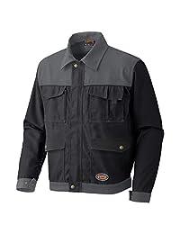 Pioneer V2040370-XL Eurowear Work Jacket, Black XL
