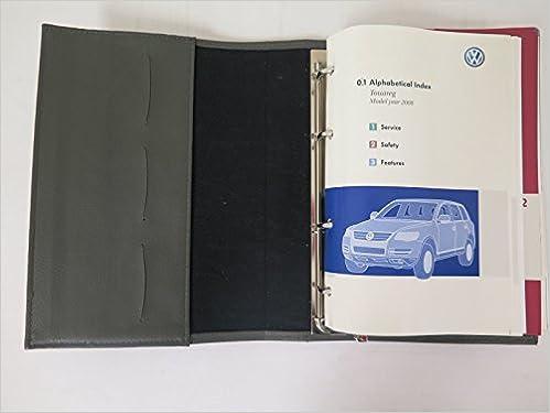 manual touareg 2008