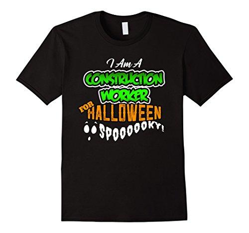 Mens Construction Worker DIY Fun Cheap Halloween Costume Supplies Medium Black - Sexy Construction Worker Halloween Costumes