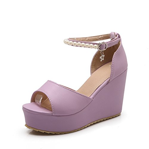 1TO9 , Sandales pour femme - Violet - violet, 38 EU