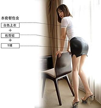 Underwear hall Lencería sexy para mujer secretaria OL uniforme ...