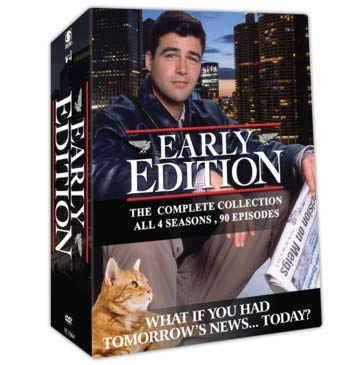 Early Edition The Complete Collection All 4 Seasons, 90 Episodes by Visual Entertainment Inc