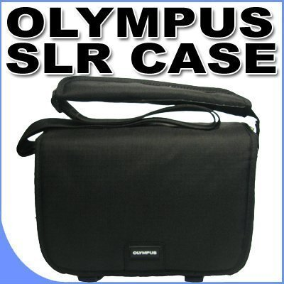 Olympus D-SLR Gadget Bag for the E-520, E-620 And E-Volt Digital SLR Camera and Accessories (Gadget Olympus Bag)