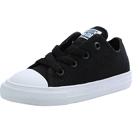 Converse Chuck Taylor All Star II Infant Black Textile 6 M US Infant (Guys Converse)