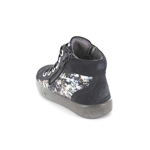 Superfit Mädchen Marley Hohe Sneaker Grau