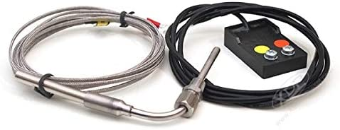 Smarty Touch Thermocouple EGT S2GEGT Exhaust Gas Temperature Sensor Kit