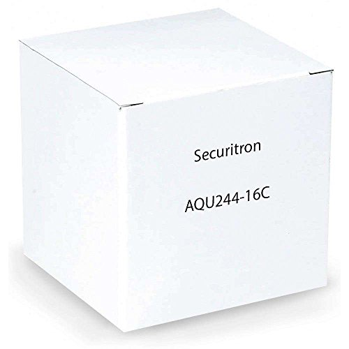Securitron AQU244-16C Power Supply, 4 Ampere/24V DC by Securitron