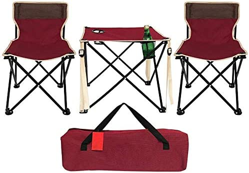 DWLXSH Mesa Plegable Deber de Catering acampa Portable Plegable al ...