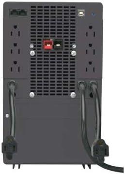 New Tripp Lite OMNIVS1500XL New OMNI VS 1500VA XL ER 120-Volt 8RCPTL 10Base-T USB Line Interactive