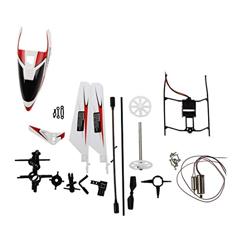 WLtoys V911 Helicopter Accessories Kit with Engines/Screws for sale  Delivered anywhere in USA