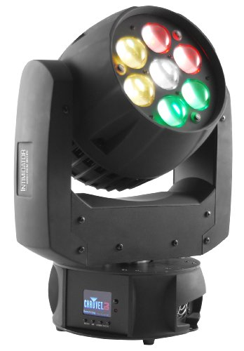 Led Moving Yoke Light - 8
