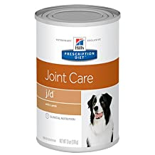 Hill's Prescription Diet j/d Joint Care with Lamb Canned Food (Case of 12)