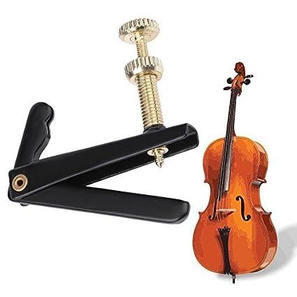 Broadroot 1 2 4 4 Cello Fine Tuner Oro Tornillo Instrumento
