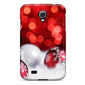 New Arrival Cover Case With Nice Design For Galaxy S4- Xmas Christmas