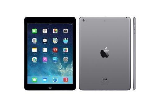 Apple iPad Air 32GB, Wi-Fi + Cellilar, Unlocked, Space Gray