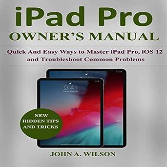 ipad 1 owners manual