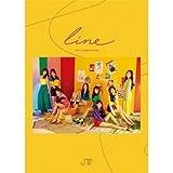 Uni.T - [Line] 1st Debut Mini Album CD+150p Booklet+1p PhotoCard K-POP Sealed The Unit IDOL REBOOT PROGRAM GIRLS GROUP