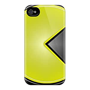 Iphone 4/4s Case Cover With Shock Absorbent Protective WlR3597ExxB Case
