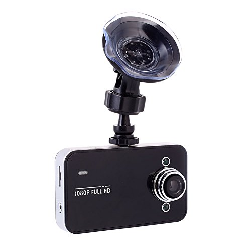 Auntwhale Video Recorder Driving Recorder Premium TFT Display HD IP Camera Loop Recording Display by Auntwhale