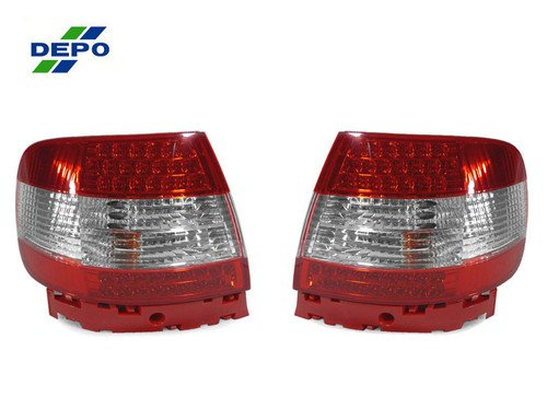 B5 S4 Led Tail Lights in US - 2