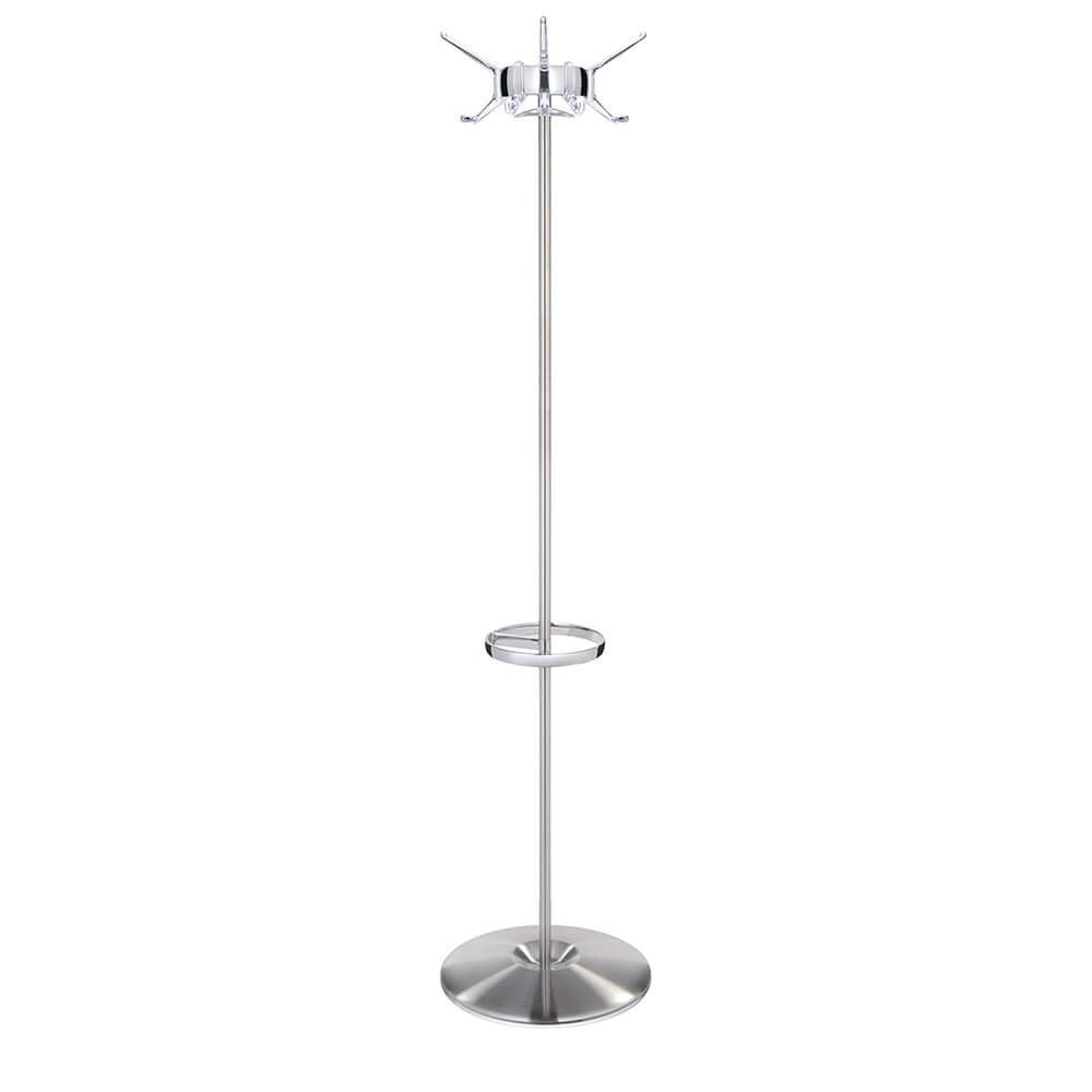 Kartell Hanger Transparent Crystal Clothes Stand