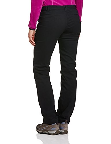 Craghoppers Women's Kiwi Pro Stretch Lined Trousers - Black, 14/28 cm , 14 UK by Craghoppers