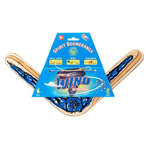 Channel Craft Boomerang Spirit of the Wind Graffiti - Right Handed - Colors Vary ()