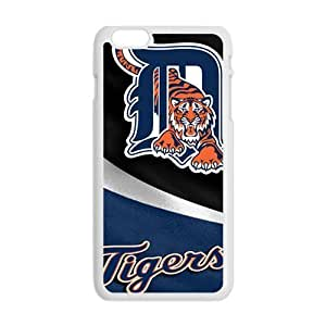 Detroit Tigers Fashion Comstom Plastic Case For Iphone 5/5S Cover